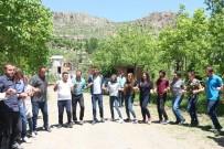 ESRA ŞAHIN - Şırnak'ta Hemşire Ve Ebeler İçin Piknik Düzenlendi