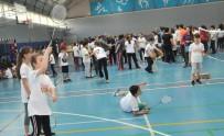 GENÇ KIZLAR - Spor Şenlikleri'nde Heyecan Dorukta