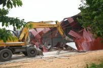 OSMANGAZI BELEDIYESI - Tarım Arazileri Kaçak Yapılardan Temizleniyor