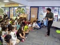 FEYZA HEPÇILINGIRLER - Terakki Vakfı Okullarında Kütüphane Şenliği
