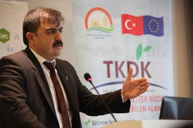 TKDK Proje Sahiplerine Yönelik Bilgilendirme Toplantısı Düzenledi