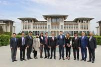 YALÇıN TOPÇU - Topçu, Cumhurbaşkanı Erdoğan'ın ABD Seyahatini Değerlendirdi