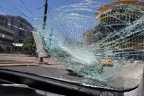 HASAN ÖZER - Trafikte Korna Çaldı Diye Saldırıya Uğradı