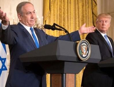 Trump'tan Netanyahu'ya Ağlama Duvarı şoku!