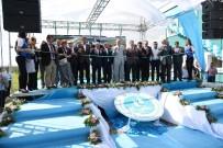İLLER BANKASı - Turgutlu'da 46 Milyonluk Dev Yatırım Törenle Açıldı
