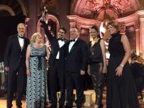 KARBON - Türk Yatı, Yat Sektörünün 'Oscar'ını Aldı
