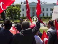 POLİS MÜDAHALE - PKK yandaşlarına ABD'de kapak!