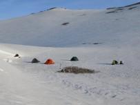 ULUDAĞ - Uludağ'ın Zirvesinde Kamp Keyfi
