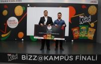 BOĞAZ TURU - Üniversite Öğrencilerinin Katıldığı 'Bizz@Kampüs' Yarışmasının Kazananı Belli Oldu