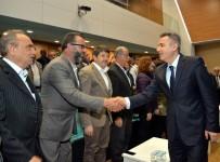 HASAN YAMAN - Vali Süleyman Elban, Bozüyük'te Muhtarlarla Buluştu