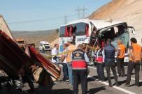 Vali Zorluoğlu, Otobüs Kazasıyla İlgili Açıklama Yaptı