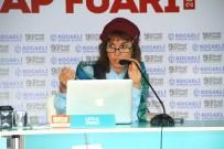 YENİ ŞAFAK GAZETESİ - Yeni Şafak Yazarı Leyla İpekçi, Kitap Fuarına Katıldı