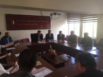 Zeytin Hastalıkları İle Mücadele Birliği'nde Başkan Aksoy