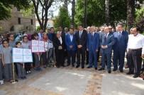 MUSTAFA YAVUZ - Ziya Paşa, Vefatının 137. Yıldönümünde Düzenlenen Törenle Anıldı