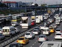 TRAFİK TESCİL - 2.1 milyon aracı ilgilendiren düzenleme Meclis'ten geçti
