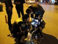 300 Liralık Motosikletine 6 Bin Lira Para Cezası Kesildi