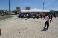 750 Sporcu Adıyaman'da Bocce Müsabakalarına Katıldı