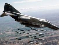 SAVUNMA BAKANLIĞI - ABD Suriye'yi vurdu