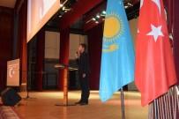 MUSTAFA EREN - Ahmet Yesevi Üniversitesinde 'Türk Dünyası Şiir Yarışması' Yapıldı