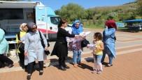 SAĞLIKLI YAŞAM - Aksaray'da Dünya Hipertansiyon Günü'nde Vatandaşlar Bilinçlendiriliyor