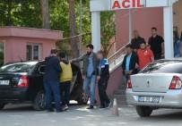 EFLATUN - Alaçam'da Uyuşturucu Hap Ele Geçti