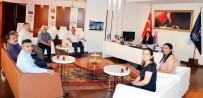 Alevilerden Başkan Çerçioğlu'na Teşekkür Ziyareti