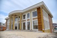 Altındağ 'Şair Baki Kültür Merkezi' Açılmak İçin Gün Sayıyor