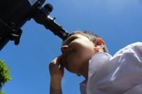 MEZOPOTAMYA - Anasınıfı Öğrencileri İçin Astronomi Etkinliği Düzenlendi
