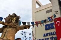 ANTALYA DEVLET TIYATROSU - Antalya 8'İnci Uluslararası Tiyatro Festivali Başladı