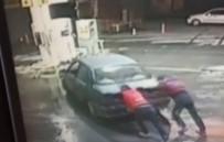 BENZIN - Aracını İstedi İçin Yardım İstedi, Öldürüldü