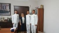 BALIK FESTİVALİ - Askeri Gemiler Güllük'te