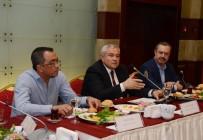 TİCARET MÜŞAVİRLERİ - ATSO Bünyesinde 'Dış Ticaret Kulübü' Kuruldu