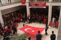 TÜRK GENÇLİĞİ - AÜ Cebeci Kampüsü'nde 'Atatürk Ve Bayrak' Yürüyüşü