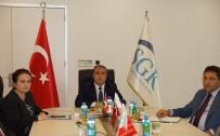 Aydın'da İnşaat Sektöründe İş Sağlığı Ve Güvenliği Masaya Yatırıldı