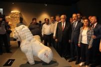 ADNAN MENDERES - Bakan Avcı Ve Elvan Mersin Arkeoloji Müzesi'nin Açılışını Yaptı