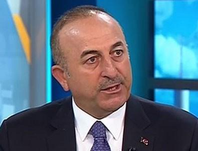 Bakan Çavuşoğlu: McGurk görevden alınmalı