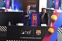 BARCELONA - Barcelona'ya bir Türk sponsor daha