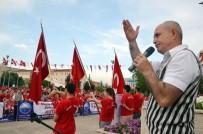 HASAN AKGÜN - Başkan Akgün Açıklaması '19 Mayıs 1919 Türk Ulusunun Yeniden Doğuşudur'