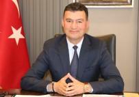TÜRK GENÇLİĞİ - Başkan Akın'ın 19 Mayıs Gençlik Ve Spor Bayramı Mesajı