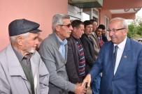 KADİR ALBAYRAK - Başkan Albayrak Malkara'da Yağmur Ve Şükür Duasına Katıldı