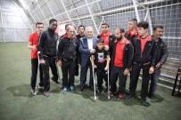 Başkan Büyükkılıç, 'Sporda Engellerin Kaldırılması İçin Gereken Hizmetleri Sunmak İstiyoruz'
