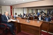 SOSYAL BELEDİYECİLİK - Başkan Çerçi, Tecrübelerini Gençlerle Paylaştı