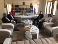 VERGİ DAİRESİ - Başkan Gülenç, Ziyaretlerini Sürdürüyor