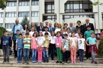 KARDEŞ OKUL - Başkan Kayda, Kıbrıslı Öğrencileri Ağırladı