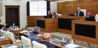 İBRAHIM ERKAL - Başkan Sekmen'den İbrahim Erkal'e Vefa