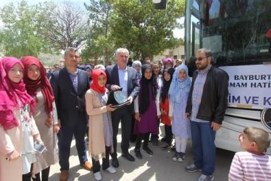 Bayburt Belediyesi Torunları Ecdadıyla Buluşturuyor