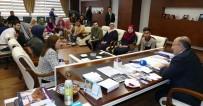 ŞEHİR MÜZESİ - Bayırbucak Türkmeni Gençler Trabzon'da Ağırlandı
