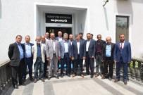 Boğazlıyan MHP İlçe Teşkilatından Kayseri Şeker'e Destek Ziyareti