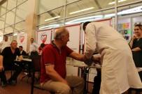 OBEZİTE - Bornova'da Vatandaşların Kalp Yaşları Hesaplandı