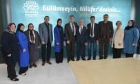 MUSTAFA BOZBEY - Bosna Hersek Nilüfer'i Örnek Alıyor